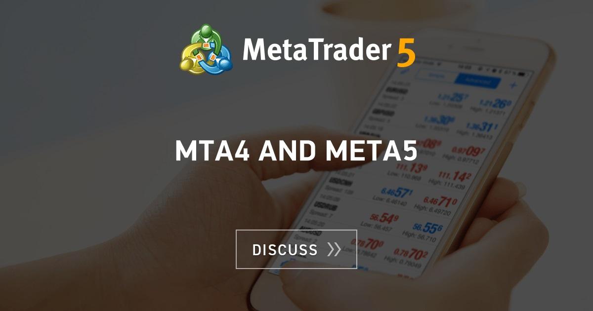 MTA4 and META5 - Market Hours - MQL4 and MetaTrader 4 - MQL4 programming forum