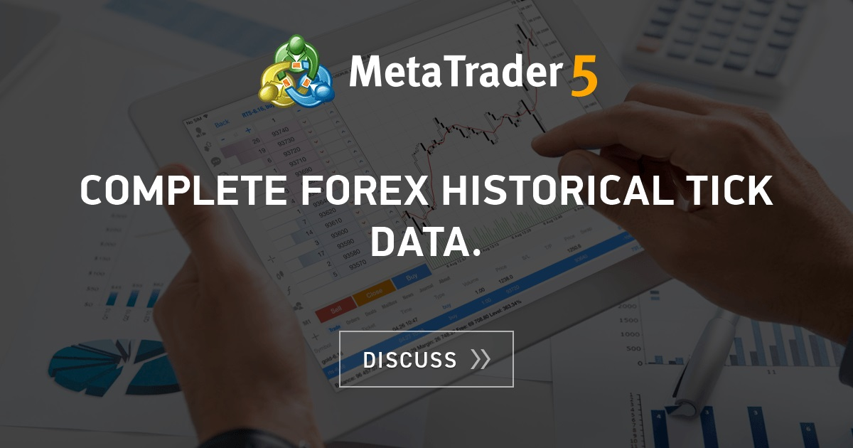 Forex historical tick data