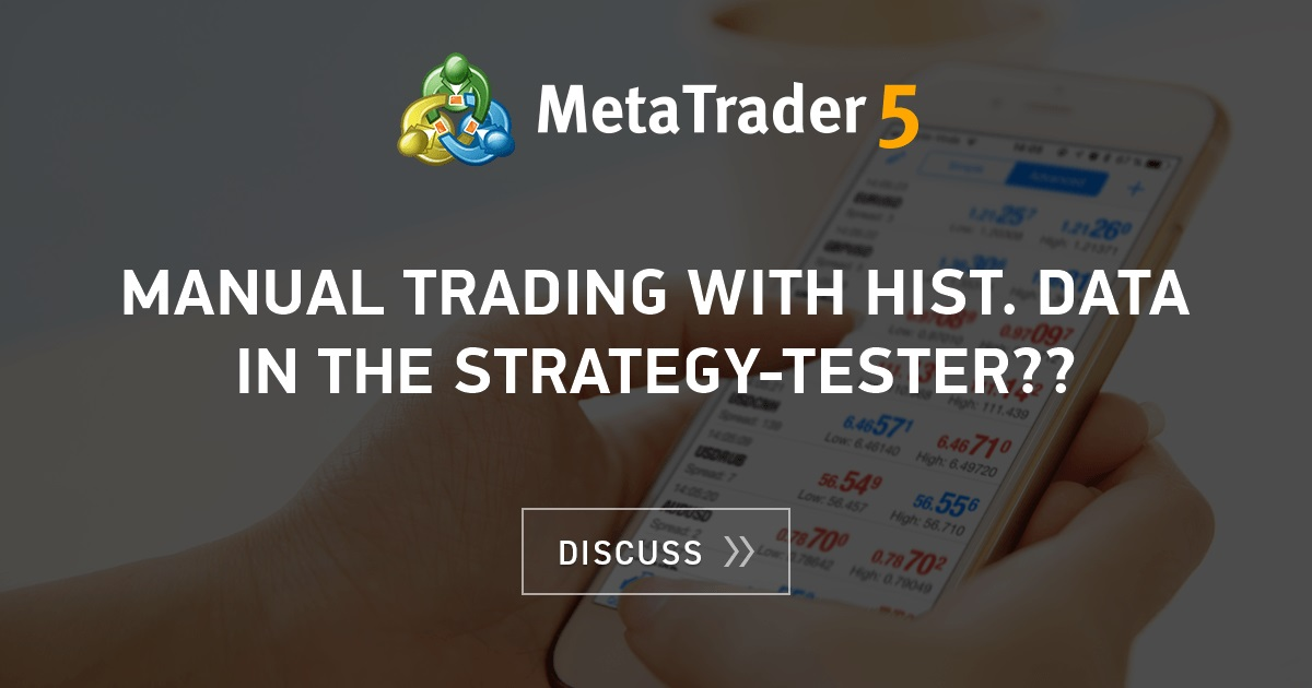 Mt4 strategy tester not closed trades