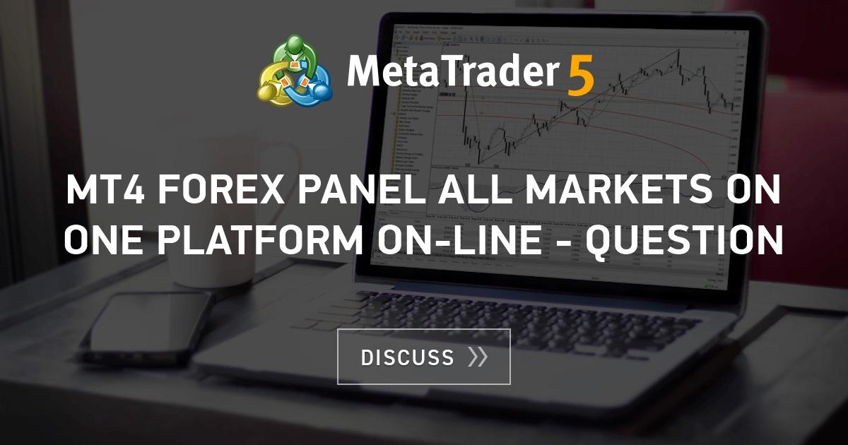 Forex og market