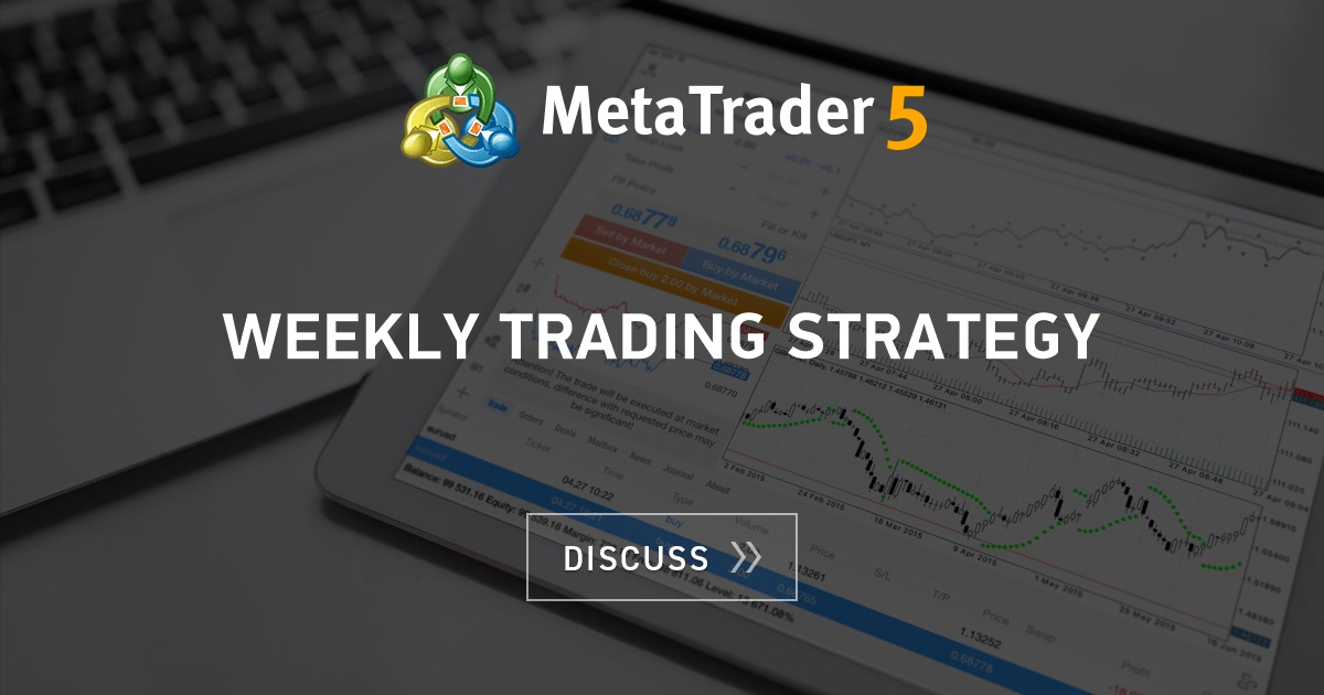 Forex trading strategies forum