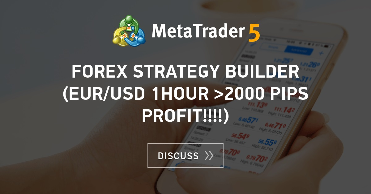 Forex trading strategies forum