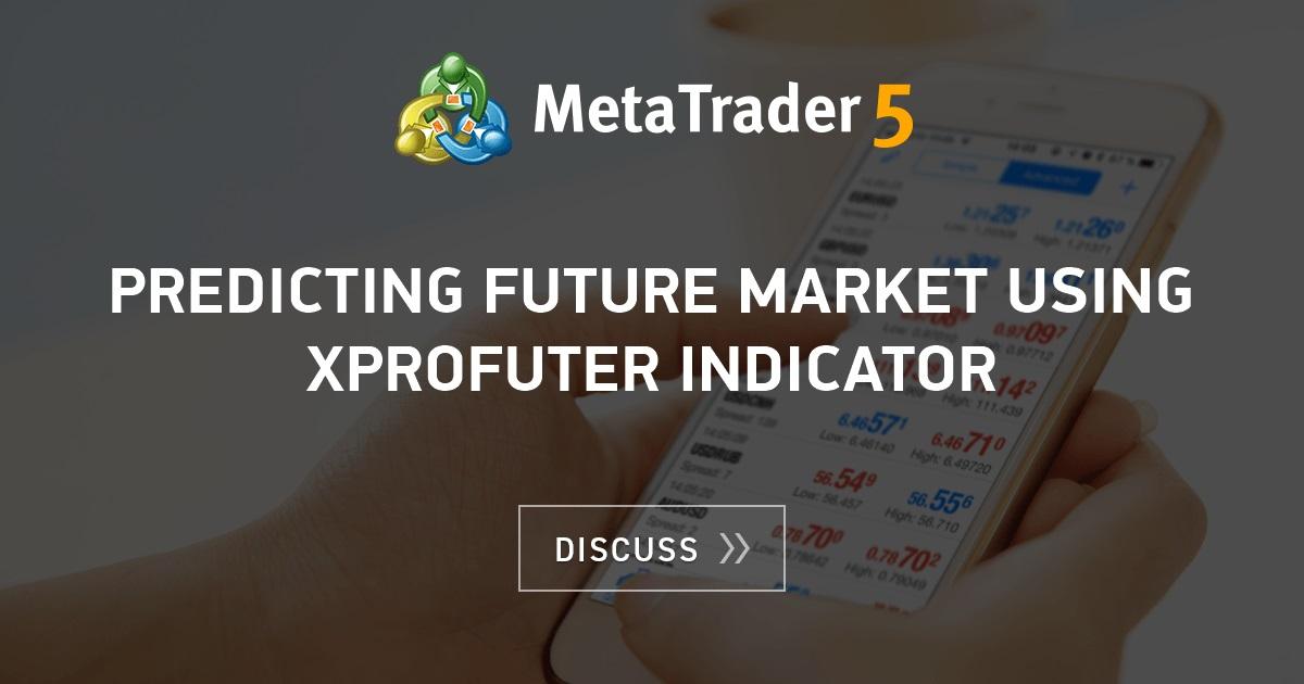 Future predicting forex indicators