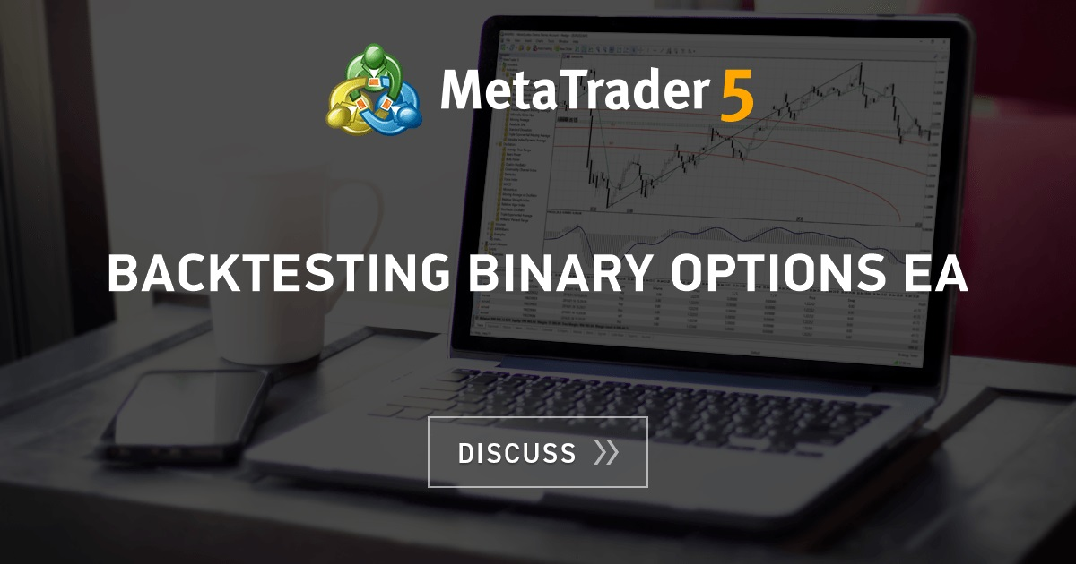 Binary option backtest