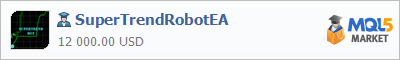 Expert Advisor SuperTrendRobotEA