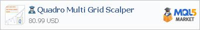 Buy Quadro Multi Grid Scalper Expert Advisor in the store selling algo trading systems