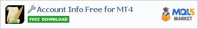 Utilitie Account Info Free forMT4