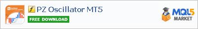 Indicator PZ Oscillator MT5