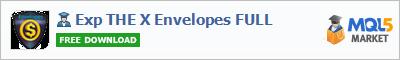 Buy Exp THE X Envelopes FULL Expert Advisor in the store selling algo trading systems