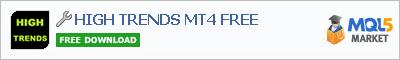 Analyzer HIGH TRENDS MT4 FREE