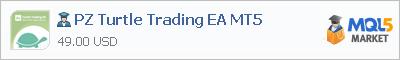 Expert Advisor PZ Turtle Trading EA MT5