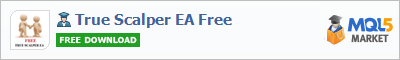 Download True Scalper EA Free Expert Advisor