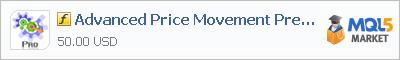 Indicator Advanced Price Movement Predictor Pro Edition MT5