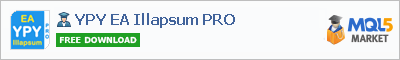 Buy YPY EA Illapsum PRO Expert Advisor in the store selling algo trading systems