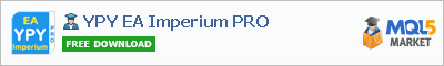 Buy YPY EA Imperium PRO Expert Advisor in the store selling algo trading systems