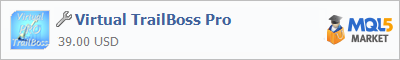 Buy Virtual TrailBoss Pro trading application in the store of automated robot systems