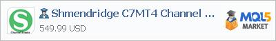 Buy Shmendridge C7MT4 Channel Breaks Expert Advisor in the store selling algo trading systems