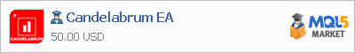 Buy Candelabrum EA Expert Advisor in the store selling algo trading systems