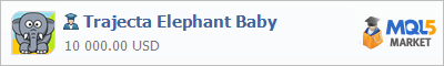 Expert Advisor Trajecta Elephant Baby