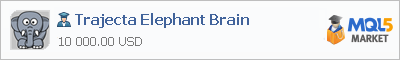 Expert Advisor Trajecta Elephant Brain