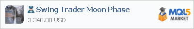 Buy Swing Trader Moon Phase Expert Advisor in the store selling algo trading systems