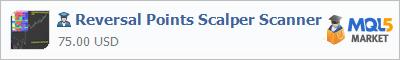 Buy Reversal Points Scalper Scanner Expert Advisor in the store selling algo trading systems