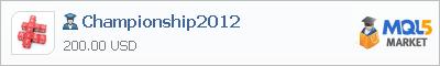 Expert Advisor Championship2012