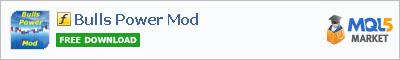 Indicator Bulls Power Mod
