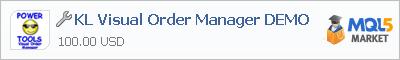 Utilitie KL Visual Order Manager DEMO