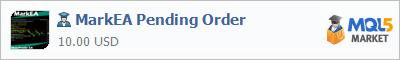 Expert Advisor MarkEA Pending Order