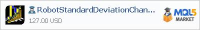 Expert Advisor RobotStandardDeviationChannel