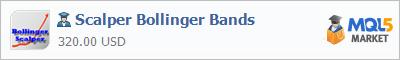 Expert Advisor Scalper Bollinger Bands