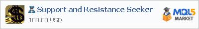 Expert Advisor Support and Resistance Seeker