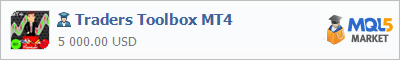 Buy Traders Toolbox MT4 Expert Advisor in the store selling algo trading systems