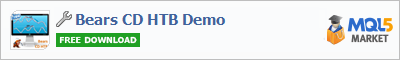 Buy Bears CD HTB Demo trading application in the store of automated robot systems