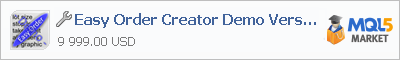 Utilitie Easy Order Creator Demo Version