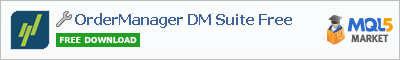 Panel OrderManager DM Suite Free