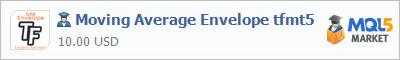 Expert Advisor Moving Average Envelope tfmt5