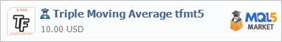 Expert Advisor Triple Moving Average tfmt5