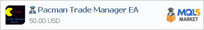 Expert Advisor Pacman Trade Manager EA