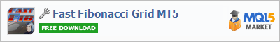 Utilitie Fast Fibonacci Grid MT5
