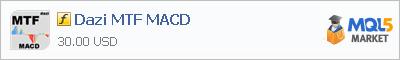 Indicator Dazi MTF MACD