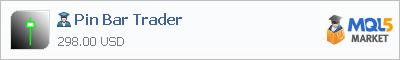 Expert Advisor Pin Bar Trader