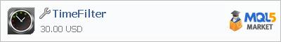 Купить приложение TimeFilter в магазине систем алготрейдинга