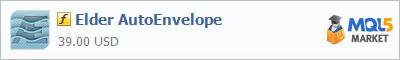 Купить индикатор Elder AutoEnvelope в магазине систем алготрейдинга