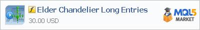 Купить индикатор Elder Chandelier Long Entries в магазине систем алготрейдинга