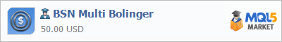 Купить эксперта BSN Multi Bolinger в магазине систем алготрейдинга