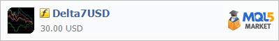 Купить индикатор Delta7USD в магазине систем алготрейдинга