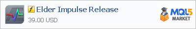 Купить индикатор Elder Impulse Release в магазине систем алготрейдинга