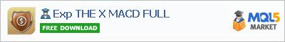 Купить эксперта Exp THE X MACD FULL в магазине систем алготрейдинга